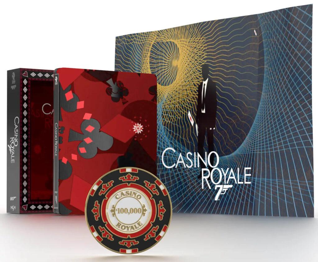Titans of Cult Casino Royale 4K