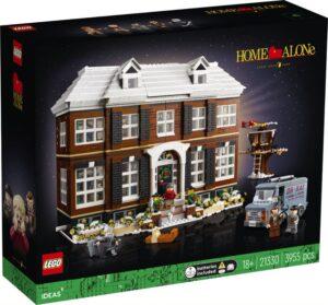 LEGO Ideas 21330 Sam w domu