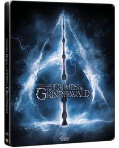 Fantastyczne Zwierzęta: Zbrodnie Grindelwalda Steelbook