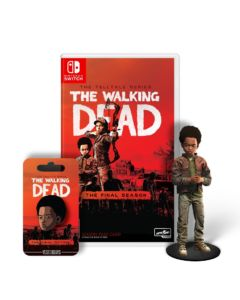 The Walking Dead: Final Season Collector's Pack