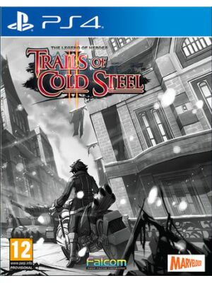 The Legend of Heroes: Trails of Cold Steel II – Relentless Edition