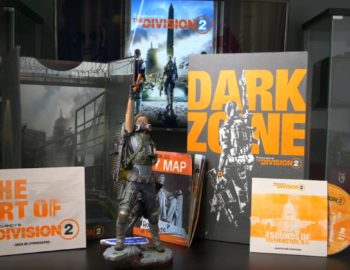 Unboxing The Division 2 Dark Zone