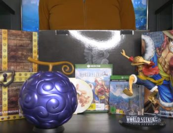 Unboxing kolekcjonerki One Piece: World Seeker