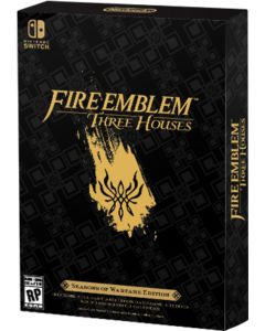 Fire Emblem Three Houses Seasons of Warfare Edition US