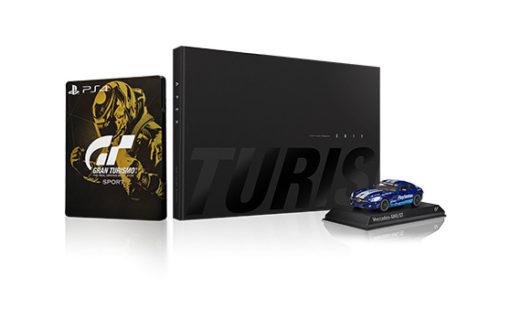 Gran Turismo Sport – Edycja Kolekcjonerska i Edycja Steelbook