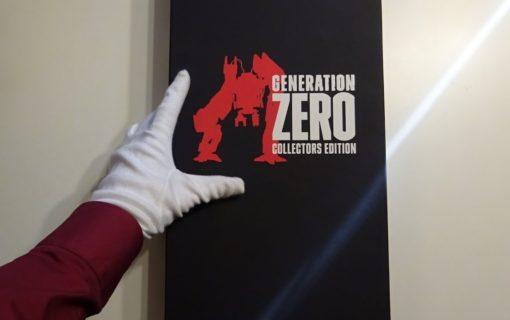 Unboxing edycji kolekcjonerskiej Generation Zero