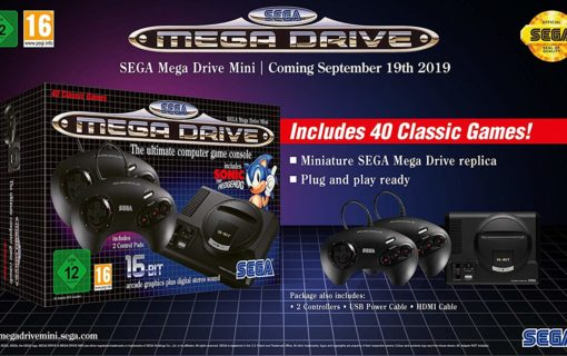 SEGA Mega Drive Mini dostępna w Polsce