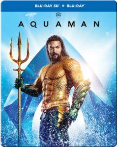 Aquaman Steelbook