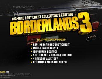 Specjalne wydania Borderlands 3 dostępne w Polsce