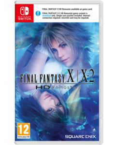 Final Fantasy X / X-2 HD Remaster + Artcard 3D