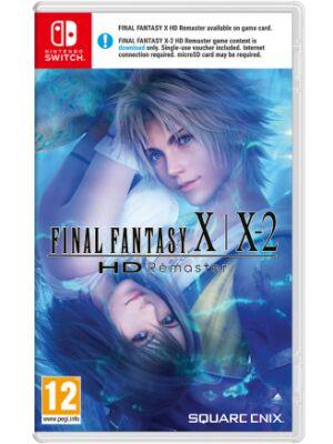 Final Fantasy X / X-2 HD Remaster + Artcard 3D