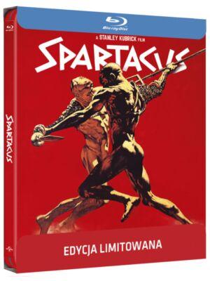 Spartakus Steelbook