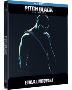 Pitch Black Steelbook
