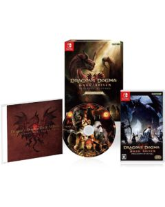 Dragon's Dogma: Dark Arisen Collector's Package JP
