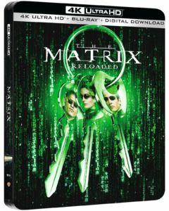Matrix Reaktywacja Steelbook