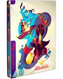 Aladyn Steelbook Mondo #35