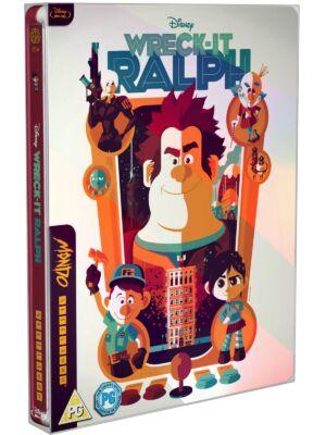 Ralph Demolka Steelbook Mondo #34