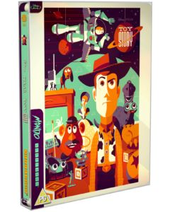 Toy Story Steelbook Mondo #36