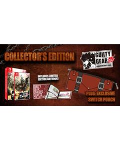 Guilty Gear 20th Anniversary Pack Collector's Edition
