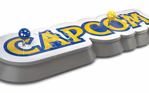 Zapowiedziano Capcom Home Arcade