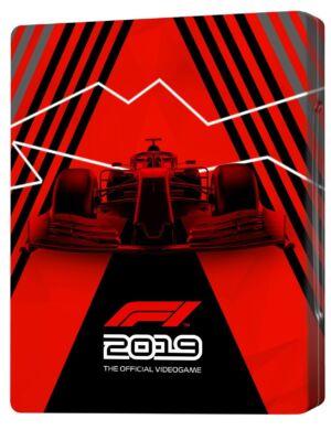 F1 2019 Steelbook