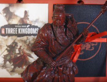 Kolekcjonerska edycja Total War: Three Kingdoms na oficjalnym unboxingu
