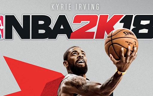 NBA 2K18 Steelbook