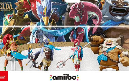 Kolejne amiibo z Zelda: Breath of the Wild
