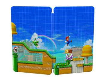 Super Mario Maker 2 z własnym Steelbookiem