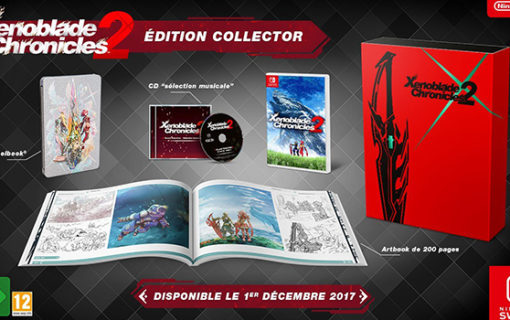 Xenoblade Chronicles 2 – Edycja Kolekcjonerska