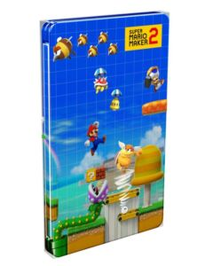 Super Mario Maker 2 Steelbook