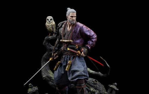 Uruchomiono oficjalny sklep CD PROJEKT RED. Ruszyła przedsprzedaż figurki Ronin Geralt