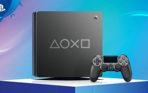 Days of Play 2019 z limitowaną edycją konsoli Playstation 4