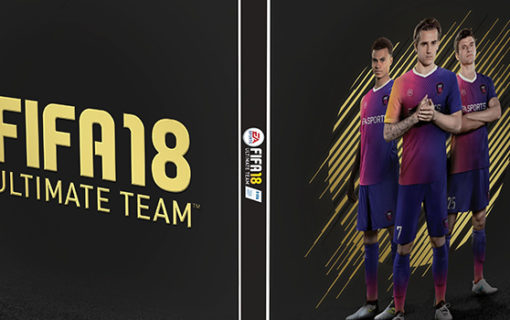 FIFA 18 Steelbook