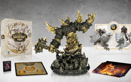 Kolekcjonerska edycja World of Warcraft z okazji 15 rocznicy premiery