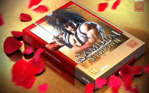 Kolekcjonerskie wydanie Samurai Shodown z autografem