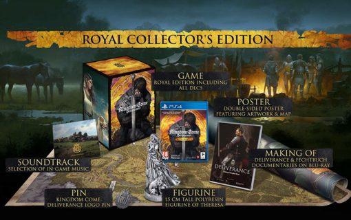 Pełne wydanie  Kingdom Come: Deliverance w kolekcjonerskiej edycji