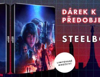 Steelbook z Wolfenstein: Youngblood