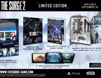 Limitowana edycja The Surge 2 dostępna w Polsce