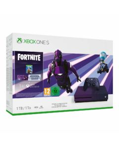 Xbox One S Fortnite Battle Royale Special Edition