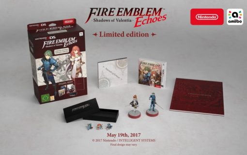 Fire Emblem Echoes edycja limitowana