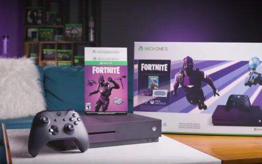Fioletowa konsola Xbox One S na oficjalnym Unboxingu. Wystartowała sprzedaż w Polsce.