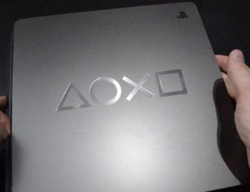 Unboxing limitowanej edycji konsoli Playstation 4 Days of Play 2019