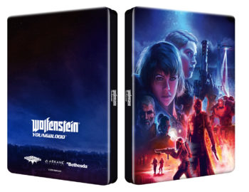 Wolfenstein Youngblood z bonusowym Steelbookiem w GAME