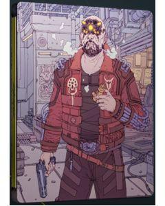 Cyberpunk 2077 Steelbook #3