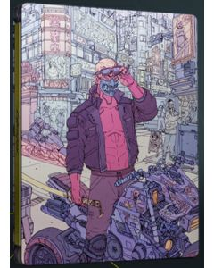 Cyberpunk 2077 Steelbook #1