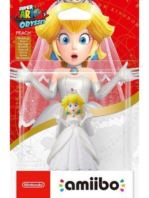 Amiibo Super Mario – Peach Wedding