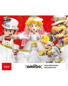 Amiibo Super Mario – Zestaw 3 figurek