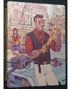Cyberpunk 2077 Steelbook #4