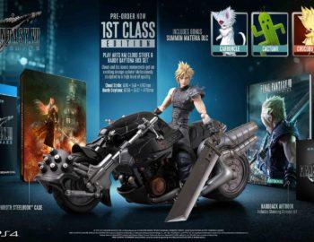 Specjalne wydania Final Fantasy VII Remake ponownie dostępne w sklepie Square